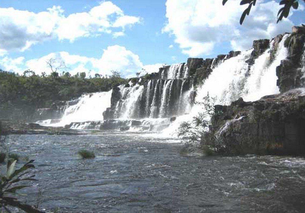 Cataratas Dos Couros - Alto Paraíso De Goiás