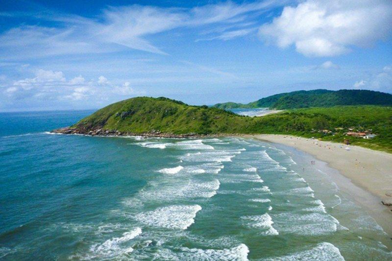 Praias Paradisíacas Na Ilha Do Mel