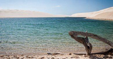 Lagoa Azul De Barreirinhas