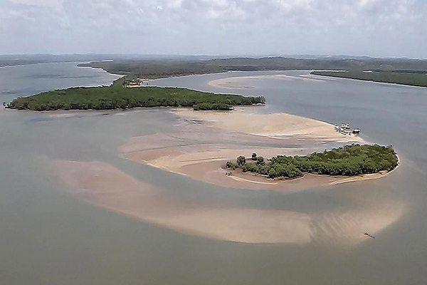Ilha Crôa Do Goré