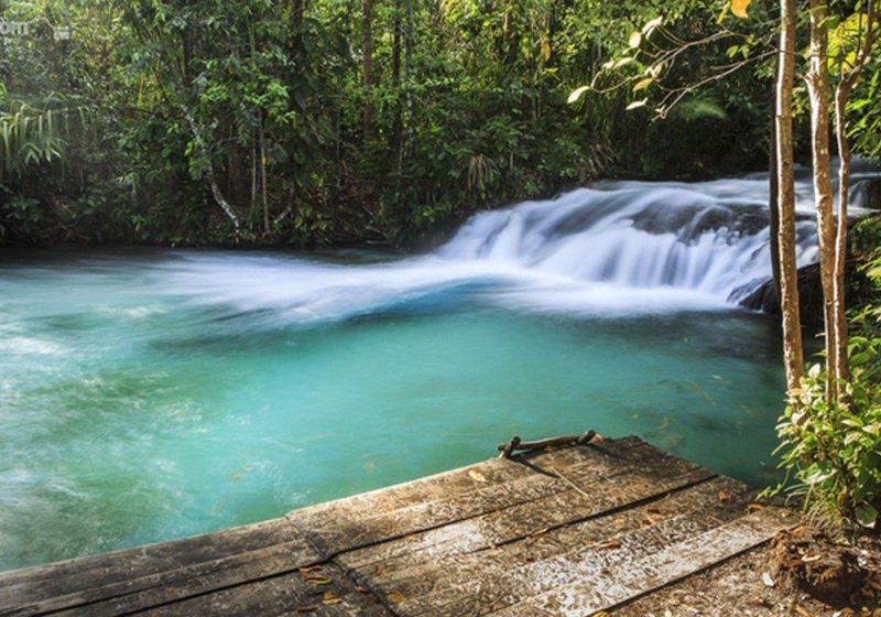 Cachoeira do Formiga, Mateiros – TO