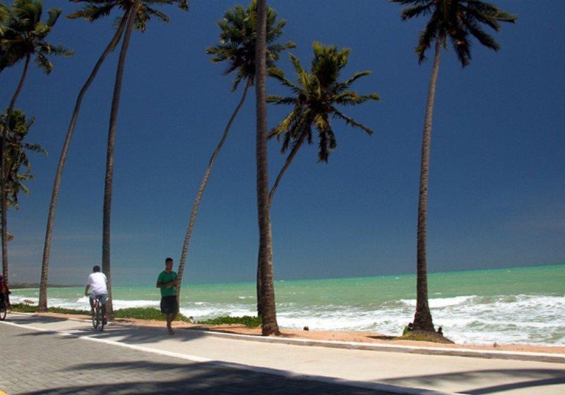 Maceió tem uma das melhores orlas urbanas do Nordeste