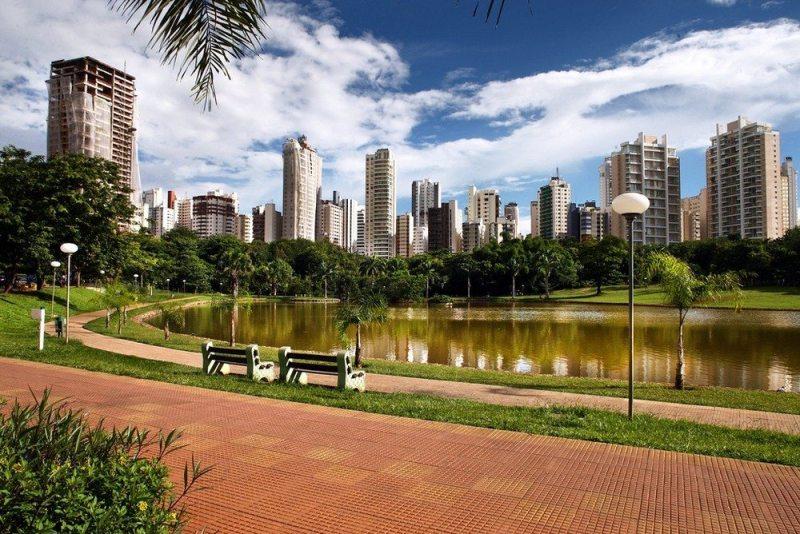 Goiânia - Cidade jovem e de arquitetura admirável