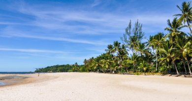 Boipeba é um paraíso no sul da Bahia