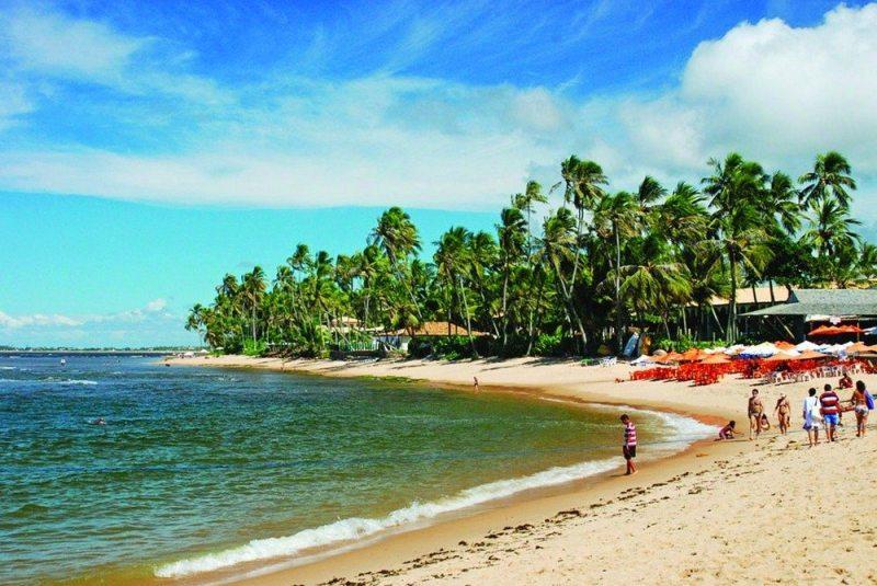 Mil Motivos Para Visitar A Costa Dos Coqueiros Na Bahia