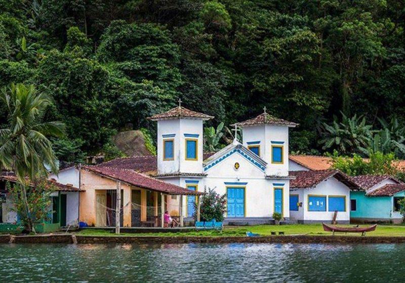 Turismo Caiçara Na Ilha Do Araújo