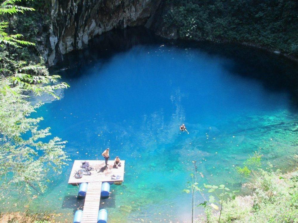 Dolina Da Água Milagrosa