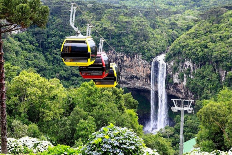 Canela Serra Gaucha Rio Grande Do Sul Brazil
