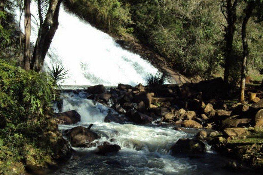 Cachoeira Em Chapecó