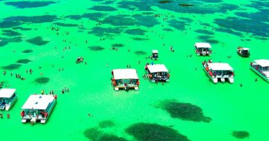 O que fazer em três dias em Maragogi, no litoral de Alagoas