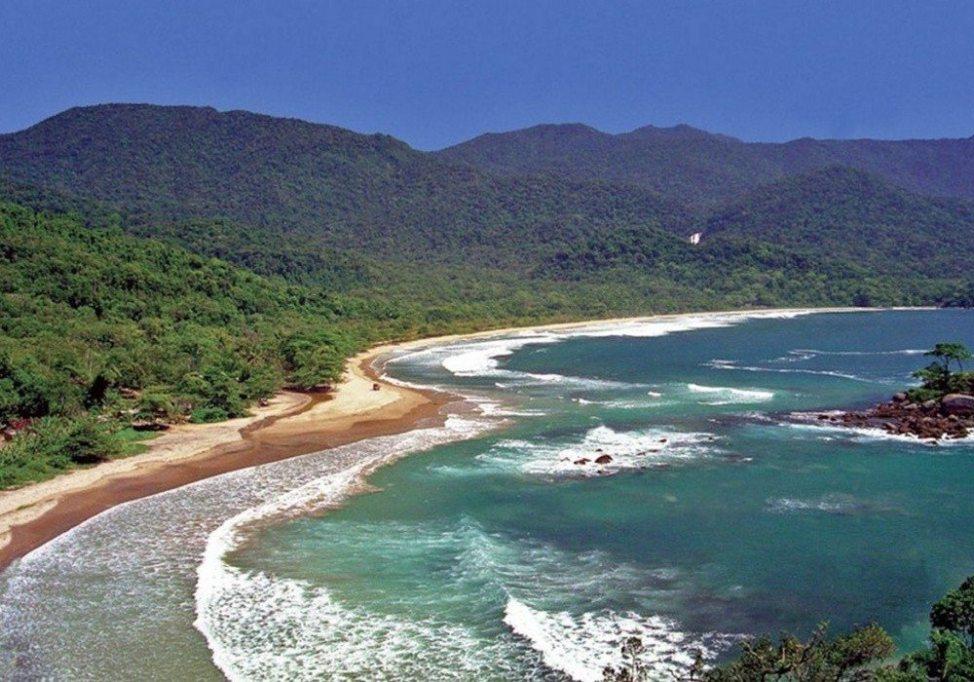 Praia Dos Castelhanos É Um Dos Points Do Verão Em Ilhabela