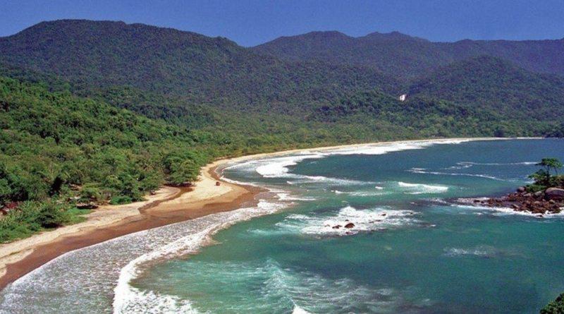 Praia Catelhanos Em Ilhabela