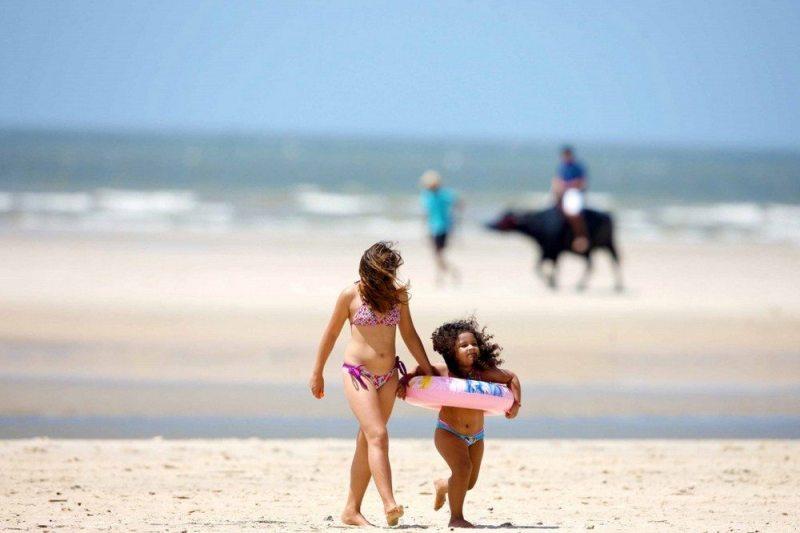 Praia Do Pesqueiro Tem Dunas, Búfalos E Relax Em Soure