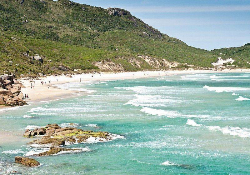 Praia da Galheta - Florianópolis SC