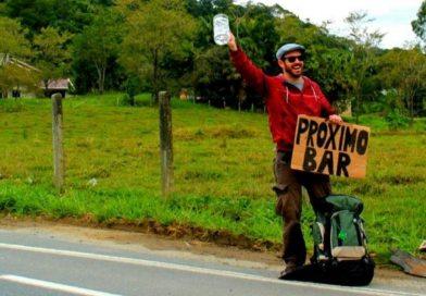 Publicitário paranaense larga tudo para viajar e beber cerveja
