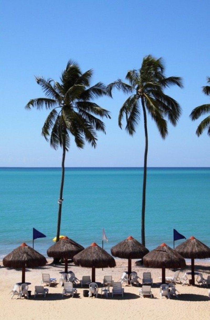 Praia Do Francês Alagoas Brasil Viagens