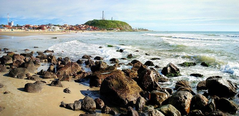 Praia Da Cal - Torres