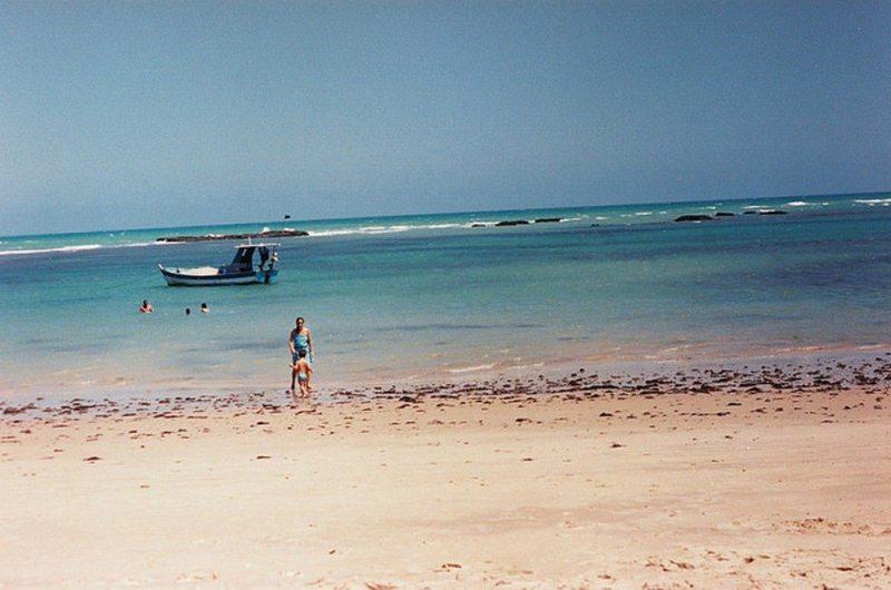 Praia De Garça Torta