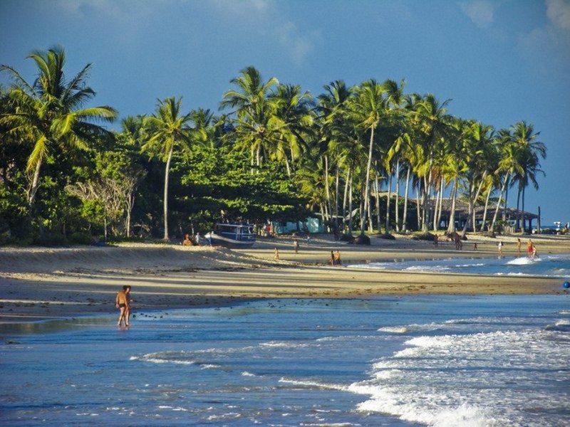 Atrações Do Litoral Sul Da Bahia