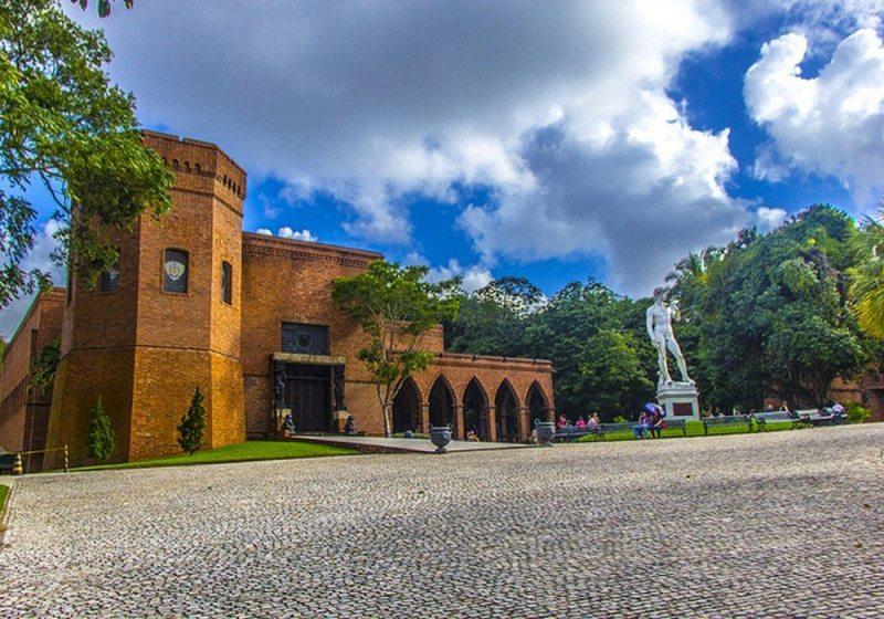 Recife Tem Grande Riqueza Cultural