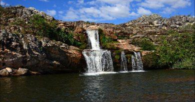 Cachoeira Em Diamantina