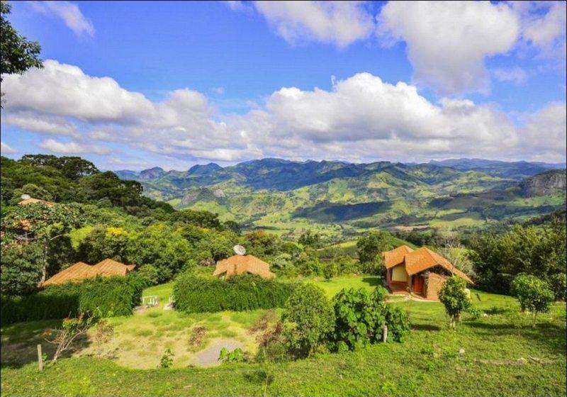 Chalés Nas Montanhas De Gonçalves