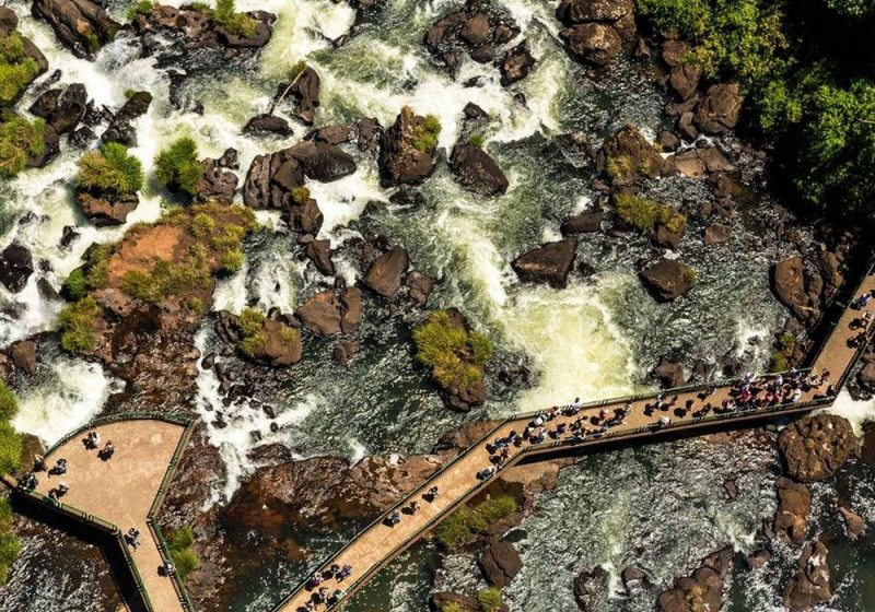 Foz Do Iguaçu Maravilha Da Natureza