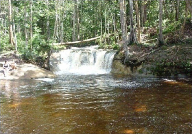 Cachoeira Berro D'Água