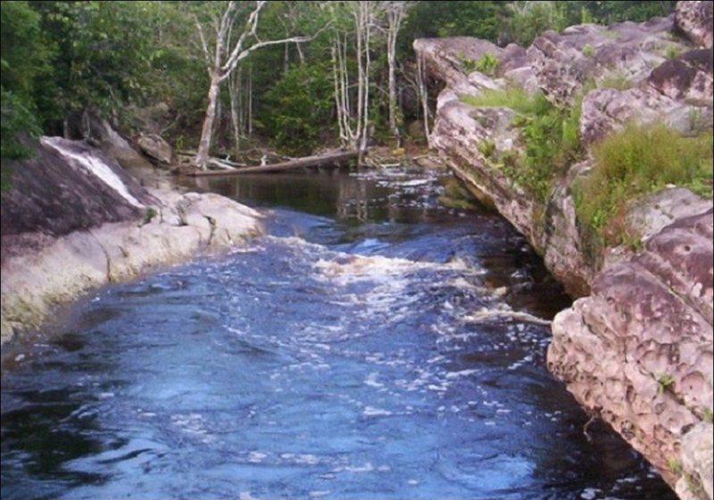 A Terra Das Cachoeiras