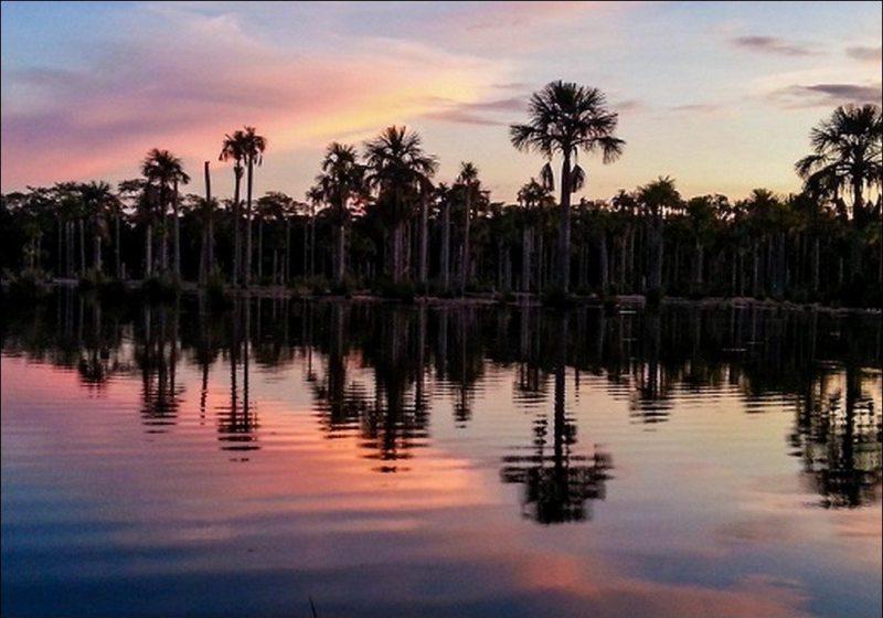 Lagoa das Araras