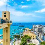 Salvador Tem Praias, Mercado, Lagoas E Ilhas
