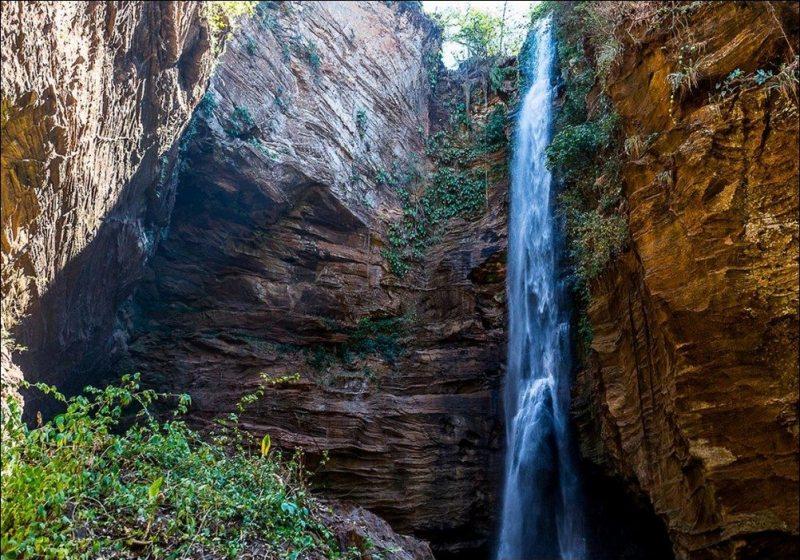 Cachoeira Em Riachão No Maranhão
