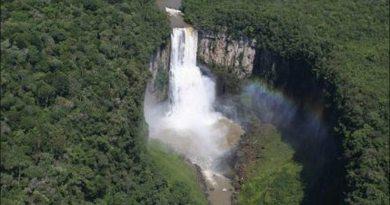 Conheça As Cachoeiras Gigantes De Prudentópolis No Paraná
