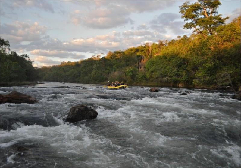 MONACC – Monumento Natural Canyons e Corredeiras do Rio Sono