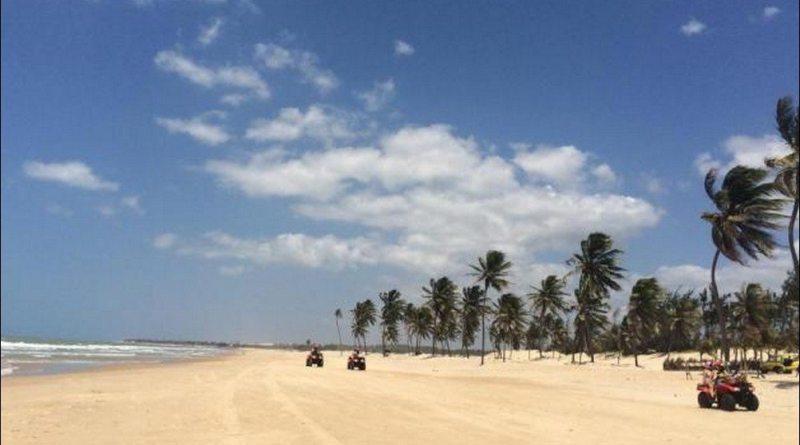 Praia Do Cumbuco, Ceará