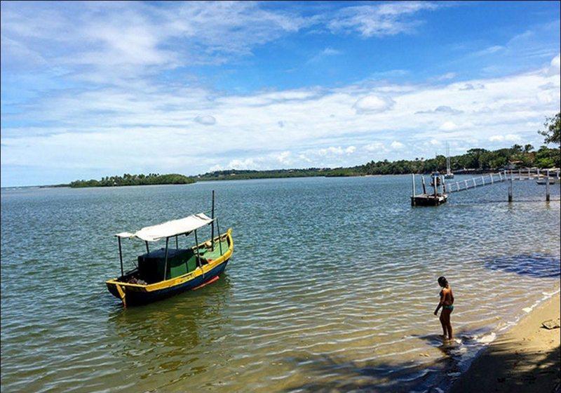 Santo André No Sul Da Bahia