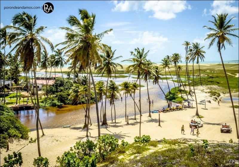 Barra do Punaú