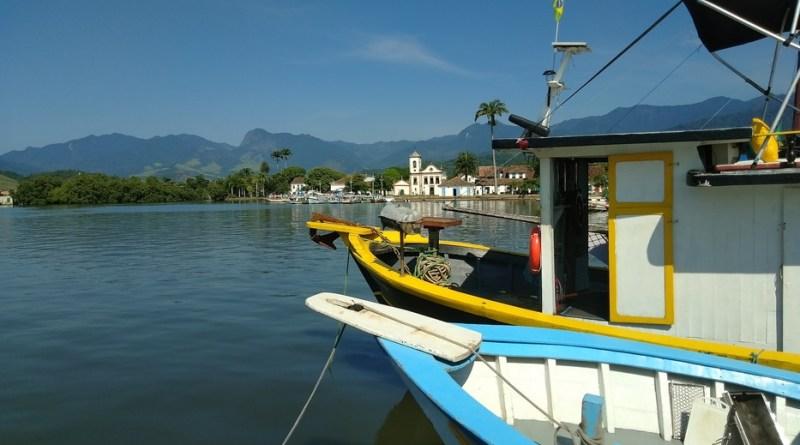 Paraty, histórico, cultural e com paisagens únicas na costa verde