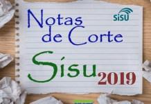 notas de corte sisu 2019