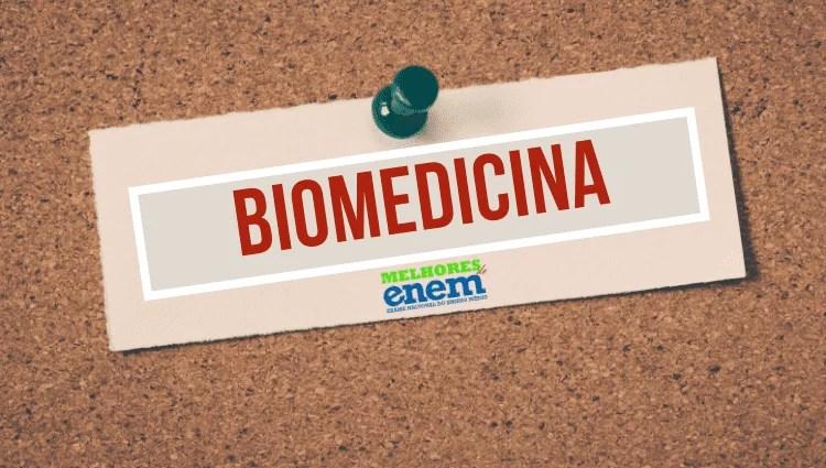 Notas de corte Biomedicina