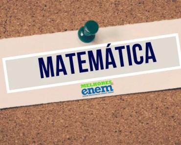 notas de corte Matemática sisu 2020