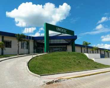 UNOESC - Universidade do Oeste de Santa Catarina