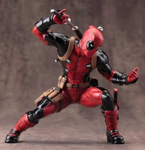 Marvel-Now-Deadpool-Kotobukiya-ARTFX+-Statue-e1406178925322