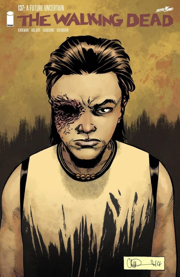 The Walking Dead 137-000