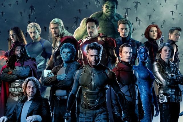 X-Men Dias de um Futuro INCERTO!!!