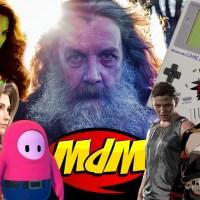 Podcast MdM #597: Mulher-Maravilha no streaming, aniversário do Alan Moore, Game Awards e mais uma porrada de coisas