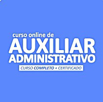 Curso de Auxiliar Administrativo Online