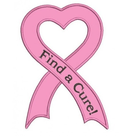 Simbolo da luta contra o cancro da mama