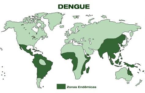 Dengue mapa melhorsaude.org melhor blog de saude