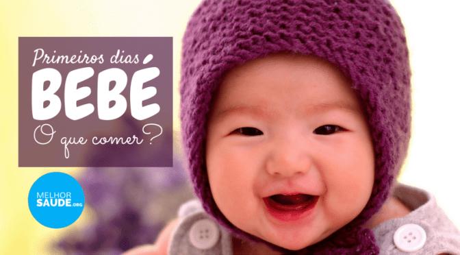 Bebé o que comer melhorsaude.org melhor blog de saude